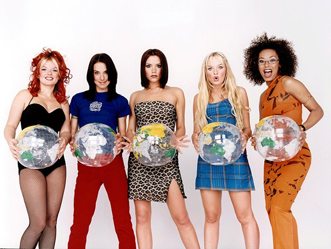 Spice Girls / Фото: anglotopia.net