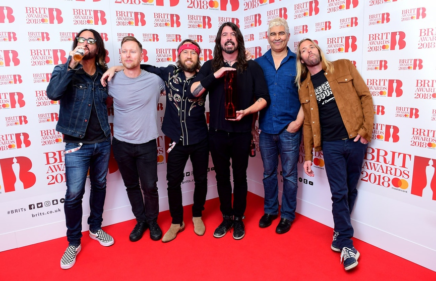 Foo Fighters​​Фото: metro.co.uk
