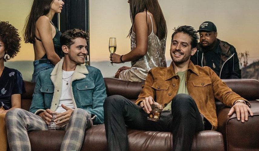 G-Eazy и Anthony Russo​Фото: Instagram