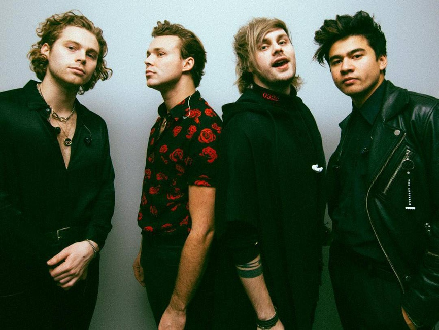 5 Seconds Of Summer​Фото: Instagram