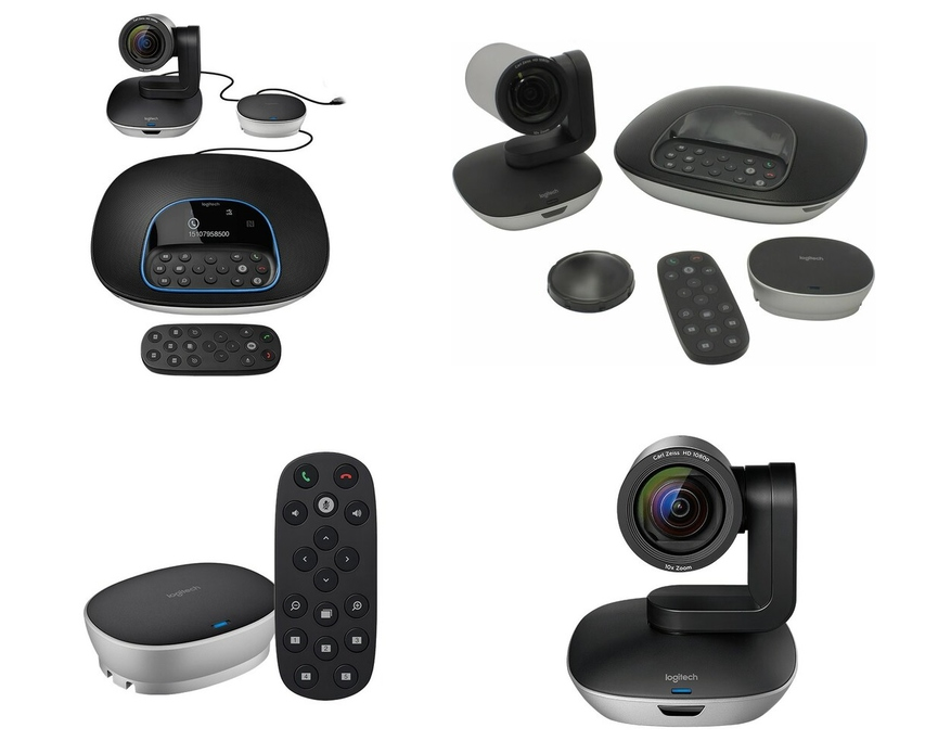 Logitech ConferenceCam GROUP​Фото: Softline