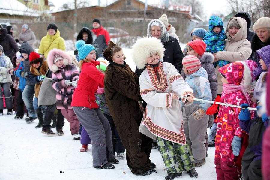 проводы русской зимы в спб фото этот