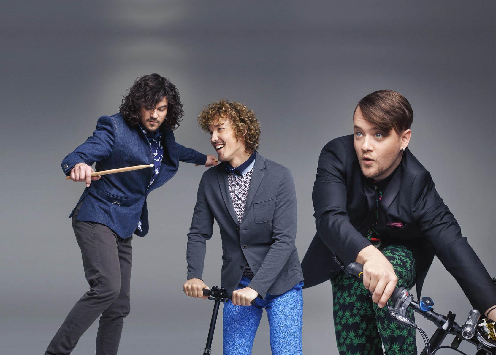 Трио джум бокс скачать музыку